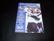 Oldham Athletic v Brentford, 1999/2000
